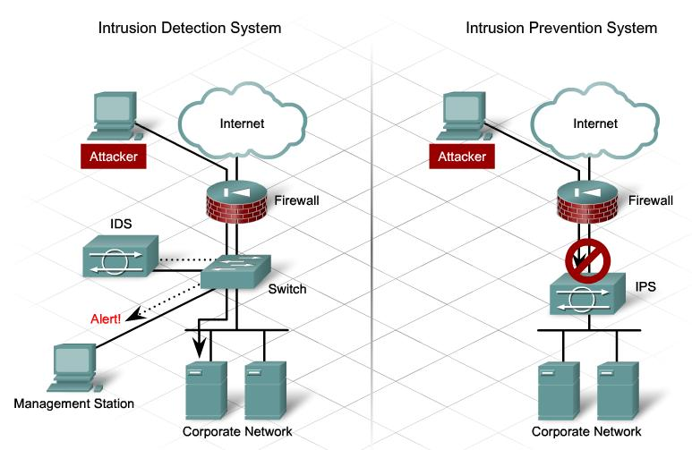 network based intrusion prevention system nips